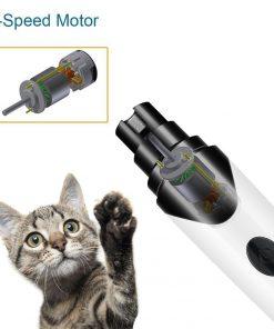 dog nail grinder high speed motor