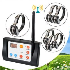 2 IN 1 Wireless Dog Fence System