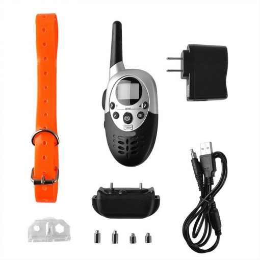1000M wireless Dog Training Collar all accessories 2
