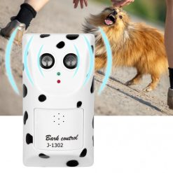 Lovely Dots Spot Ultrasonic anti bark device front show