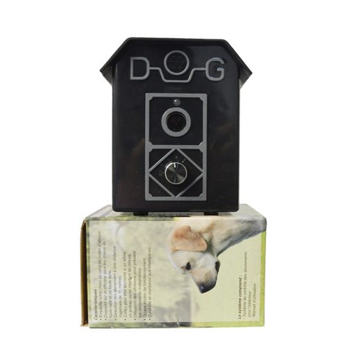 Waterproof outdoor anti barking device with package