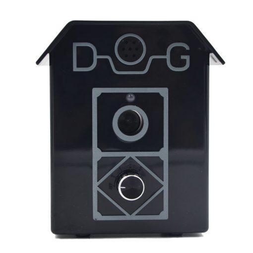 Waterproof outdoor anti barking device front show