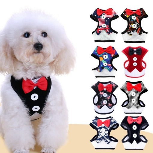 Puppy collars Dog Clothes Vest Dog Leashes all style