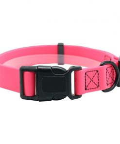 martingale collar pink color 2