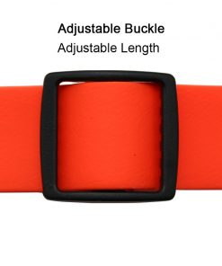 martingale collar detail