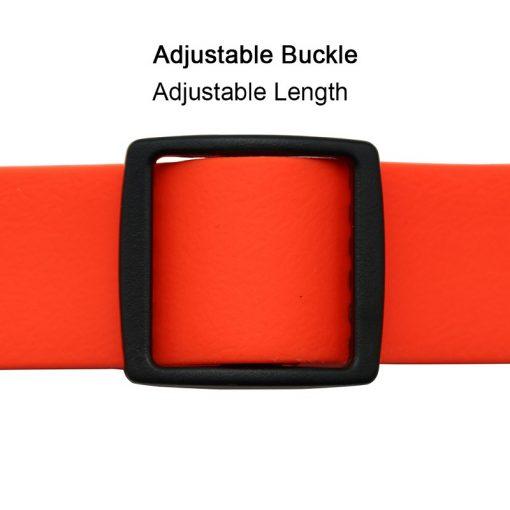 Dog Martingale Collar adjustable length