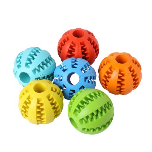 Dog chew toys dog balls all color show 2