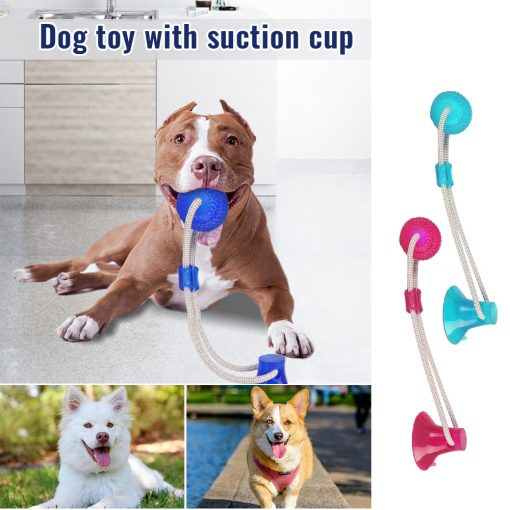Tug of war dog toy Funny Pet Dog Tug Toys puppy teething toys with dog show