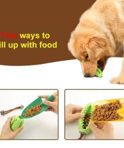 Indestructible dog toys show