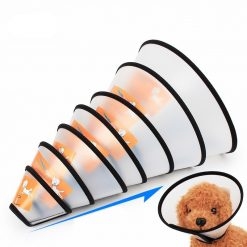 Dog Cone Elizabethan Collar all size