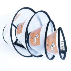 Dog Cone Elizabethan Collar different size