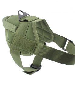 Service Dog Vest green color