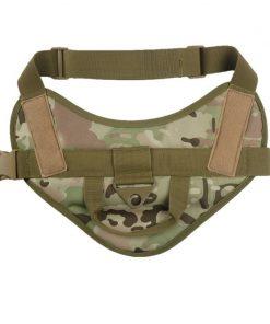 Service Dog Vest camouflage color