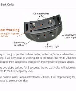 Dog Bark Collar guider
