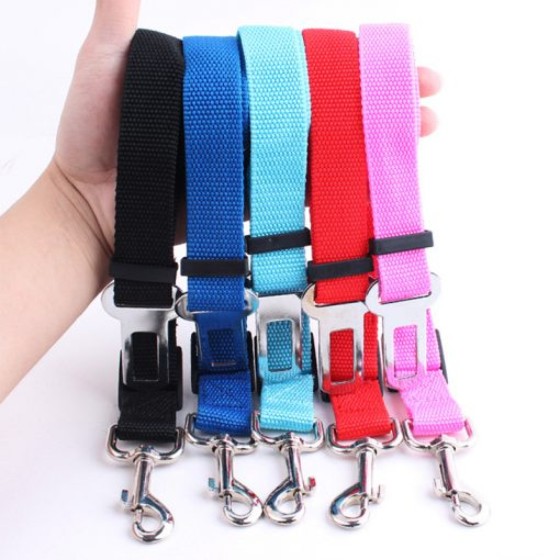 Dog Car harness all color