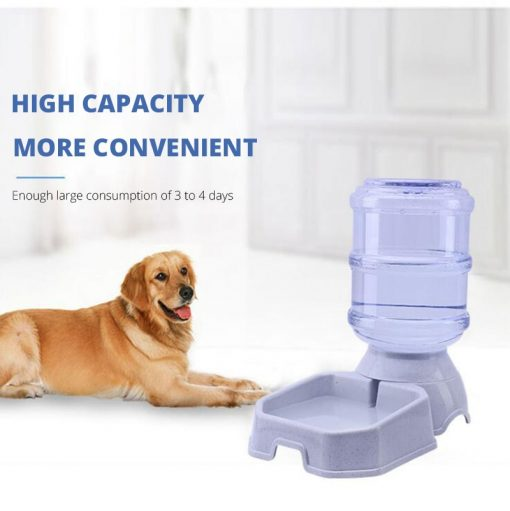 Automatic dog feeder high capacity