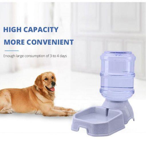 Automatic dog feeder high capacity