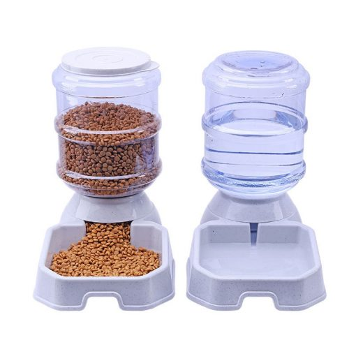 Automatic dog feeder kit