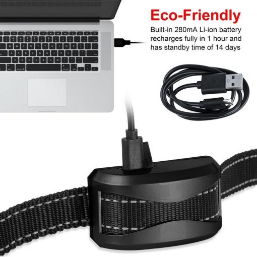 anti bark collar charging