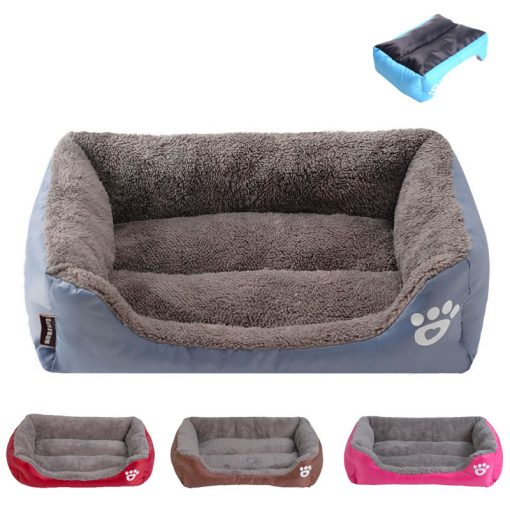 Waterproof dog bed puppy beds