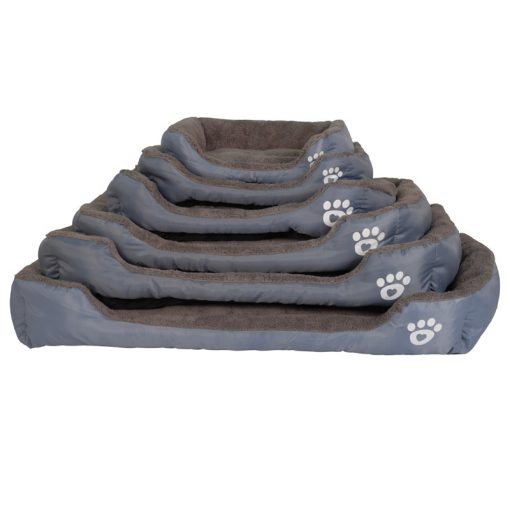 Waterproof dog bed puppy beds all size show